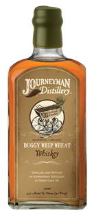 Journeyman Distillery Whiskey Buggy Whip Wheat 750ml